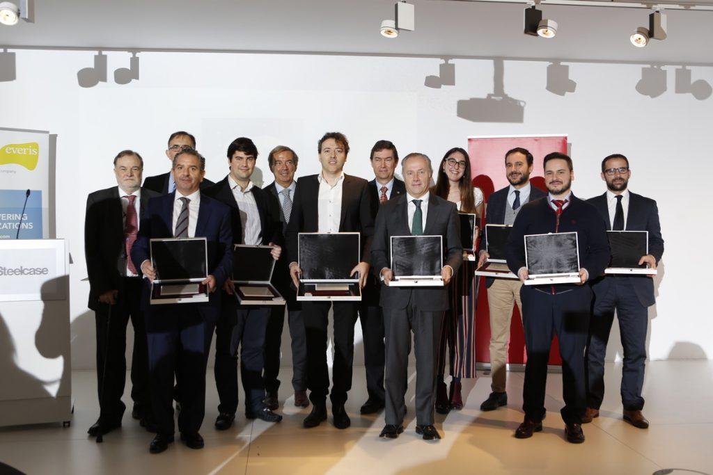 El Observatorio de Industria Conectada premia las ideas más innovadoras por su replicabilidad y creación de empleo