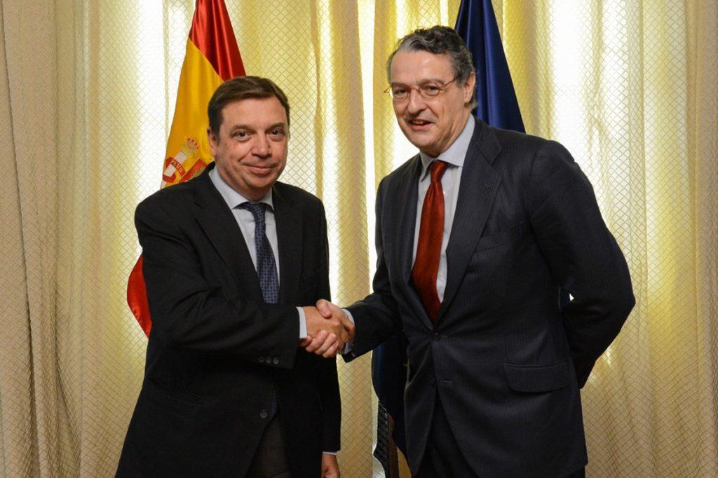 Pau Roca, primer español elegido director general de la Organización Internacional de la Viña y el Vino (OIV)