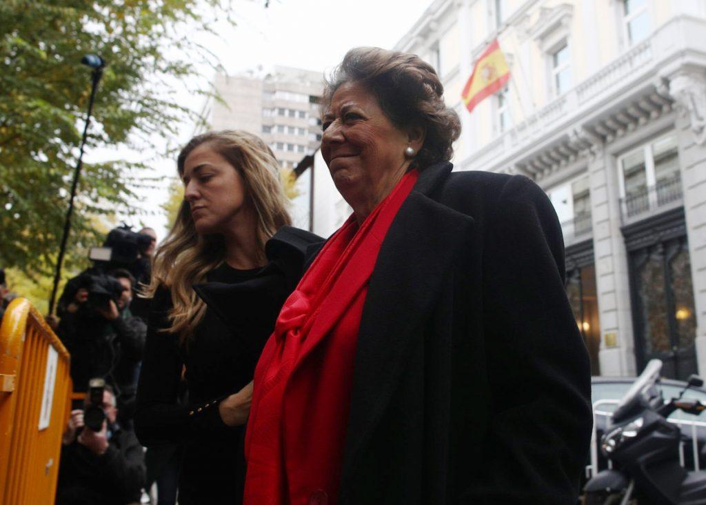 Pons pide una calle para Barberá y dice que no han «aprendido nada de su muerte» hace dos años