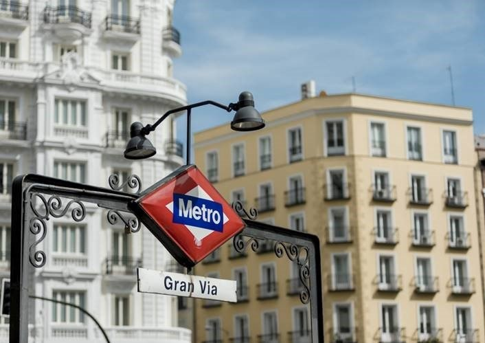 El 'Black Friday', cuarto día con más viajeros en la historia de Metro de Madrid al superar los 2,6 millones
