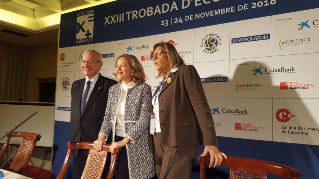 Calviño ve «difícil, pero no imposible» aprobar los PGE de 2019