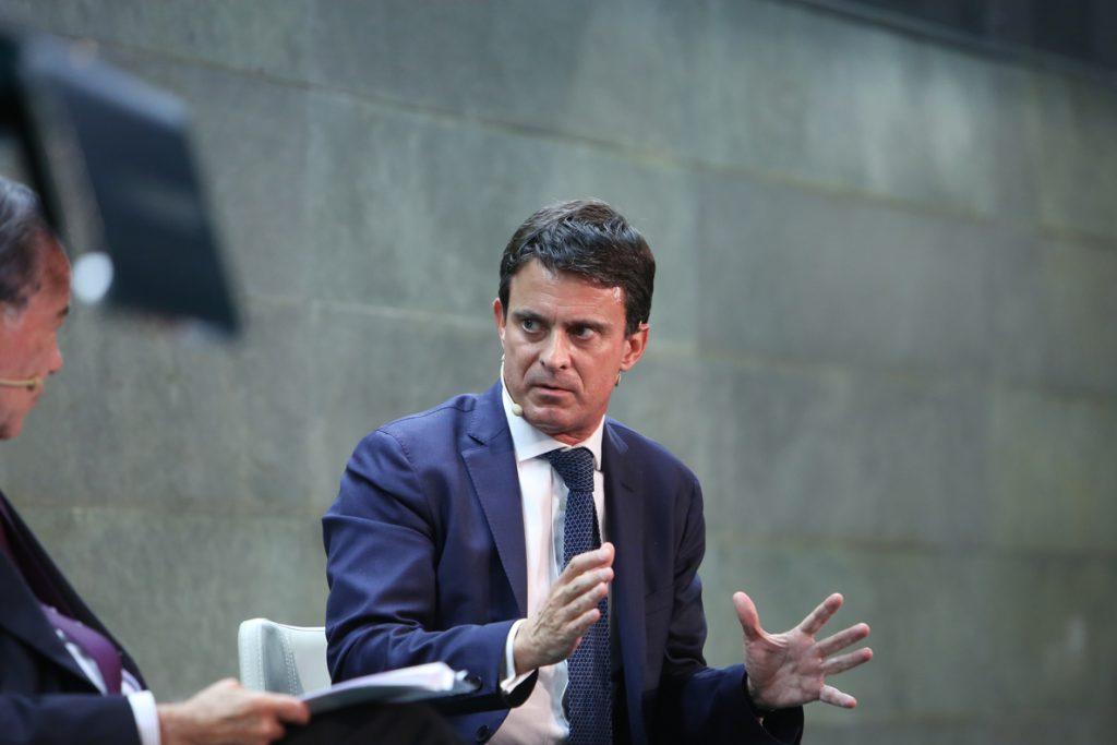Manuel Valls afirma que «Madrid tiene que escuchar a Barcelona»