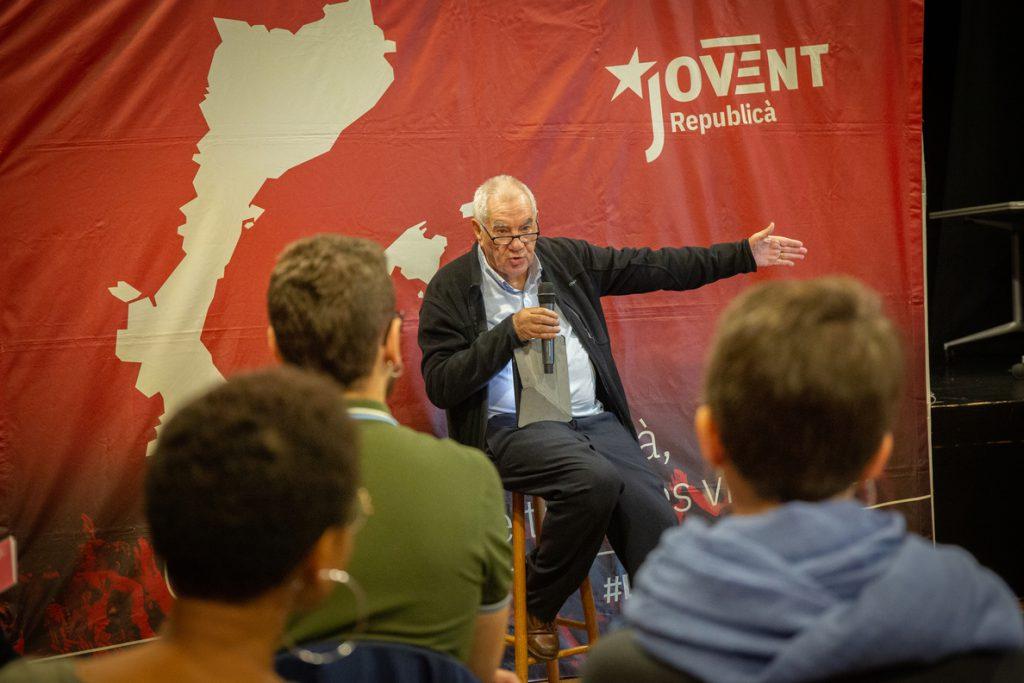 Maragall, sobre Valls: «No es que no sea independentista, es un pro-dependiente»