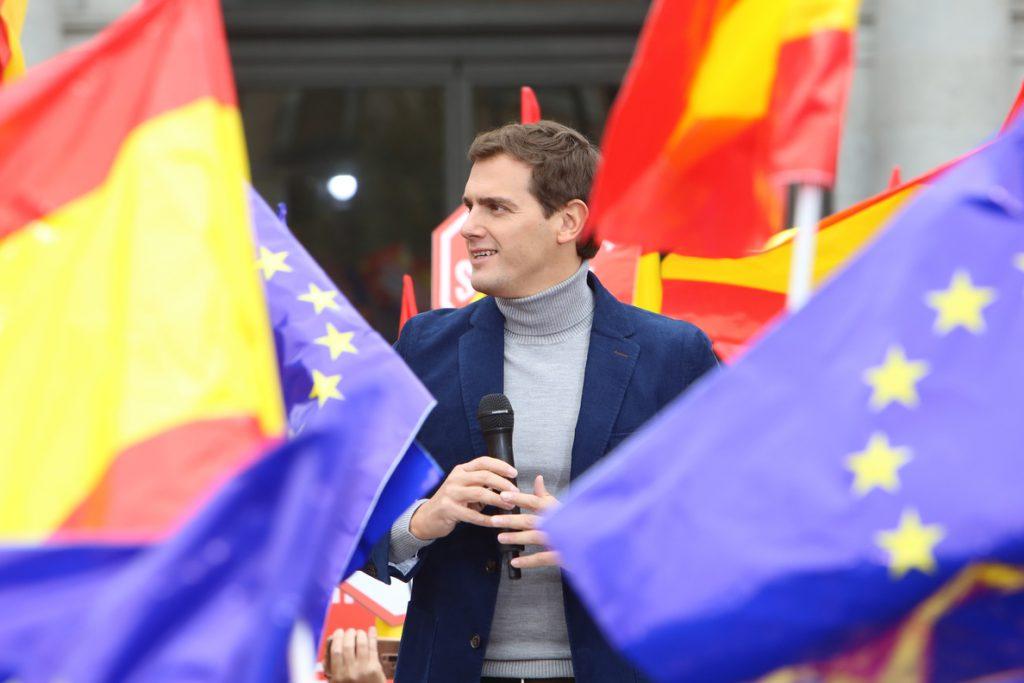 Rivera cree que Sánchez debe comparecer «con urgencia» en el Congreso por el «gol» que le han metido con Gibraltar