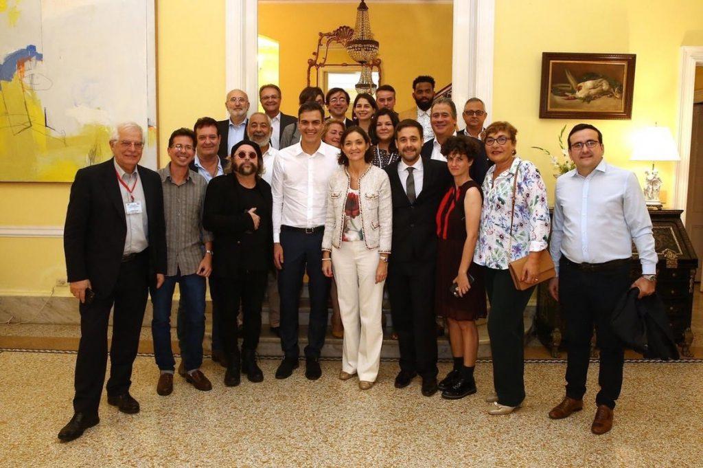 Sánchez dice que no defraudará «a la sociedad civil que quiere transformar Cuba»