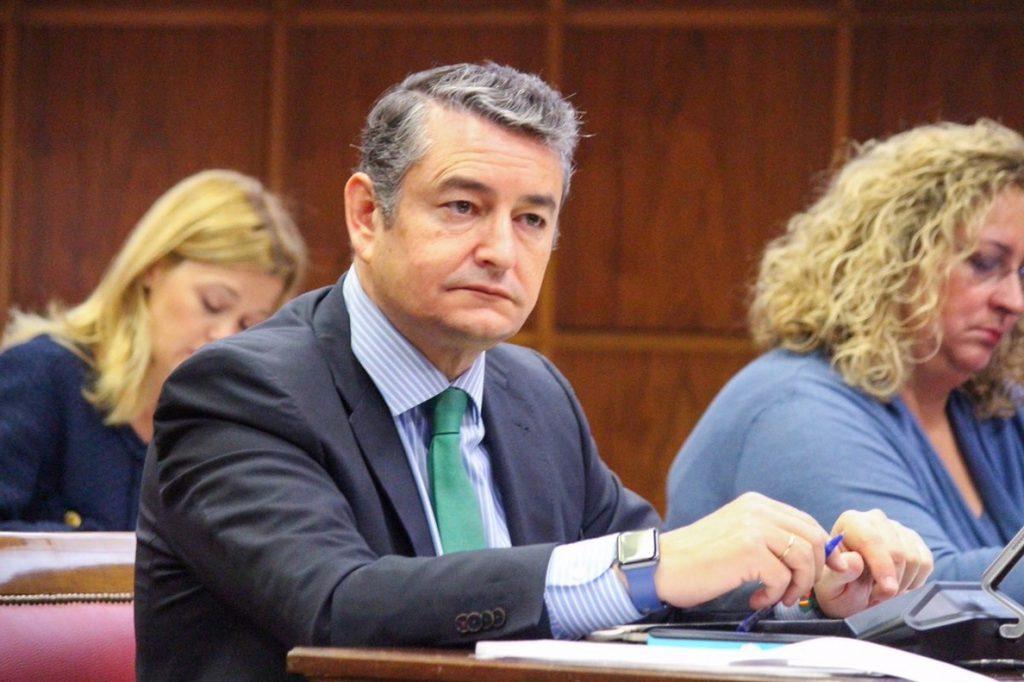 Sanz (PP) pide en el Senado un plan de apoyo económico para ayuntamientos afectados por la llegada de inmigrantes