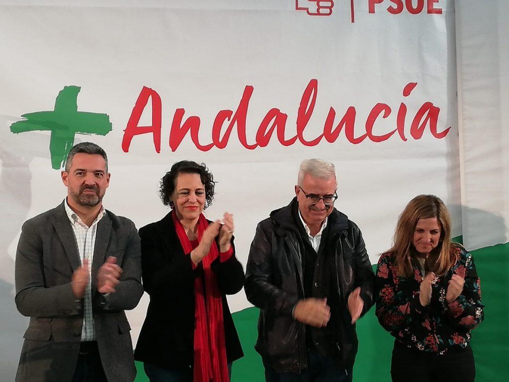 Valerio señala que «algo bueno tendrá» el PSOE «cuando elecciones tras elecciones gana en Andalucía»