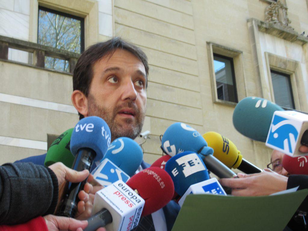 El juez decano de Bilbao rechaza que haya «machismo» en la justicia y que la formación de los jueces no sea suficiente