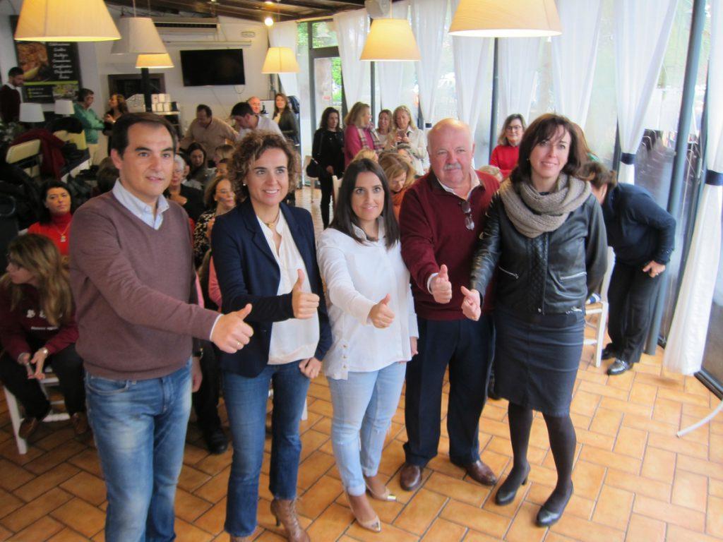 Montserrat (PP) pide el cese de la ministra Delgado, pues es «machista» y así no se lucha contra el maltrato