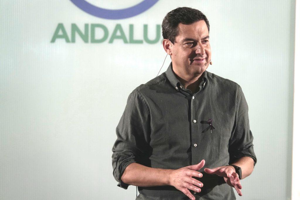 Moreno ve «una humillación a España» las palabras de Picardo, que crean «incertidumbre» al Campo de Gibraltar