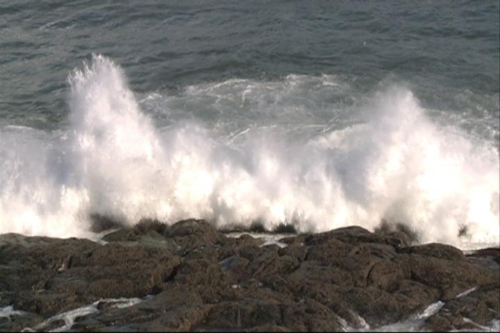 Registradas rachas de viento de 116 km/h en Cerroja (Vizcaya)