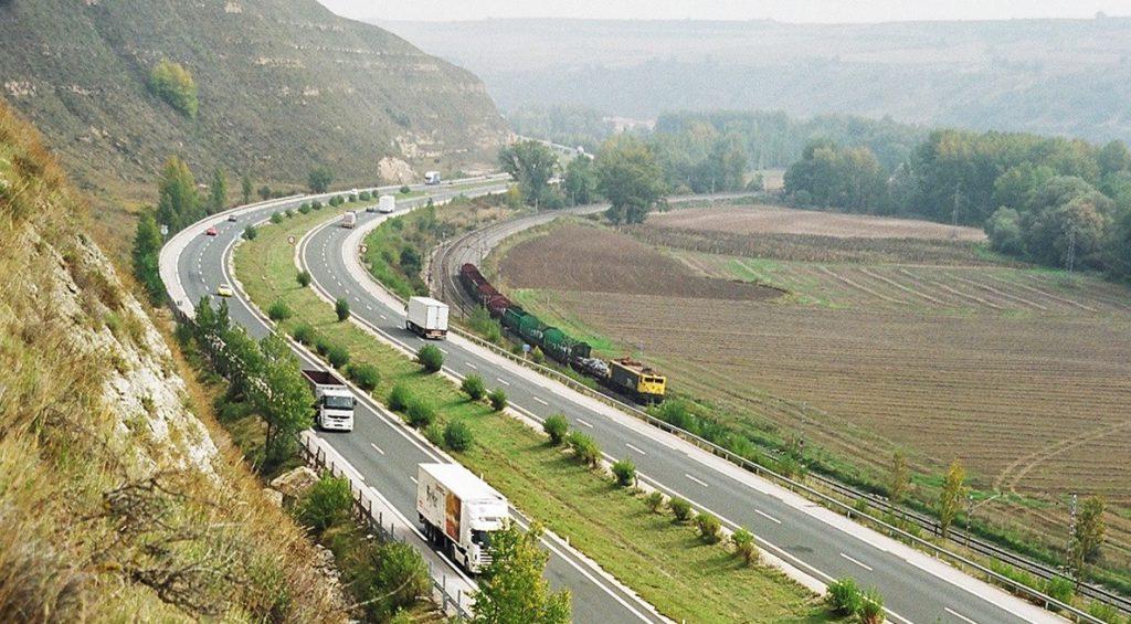 La autopista AP-1 Burgos-Armiñón deja de cobrar peaje a partir del viernes