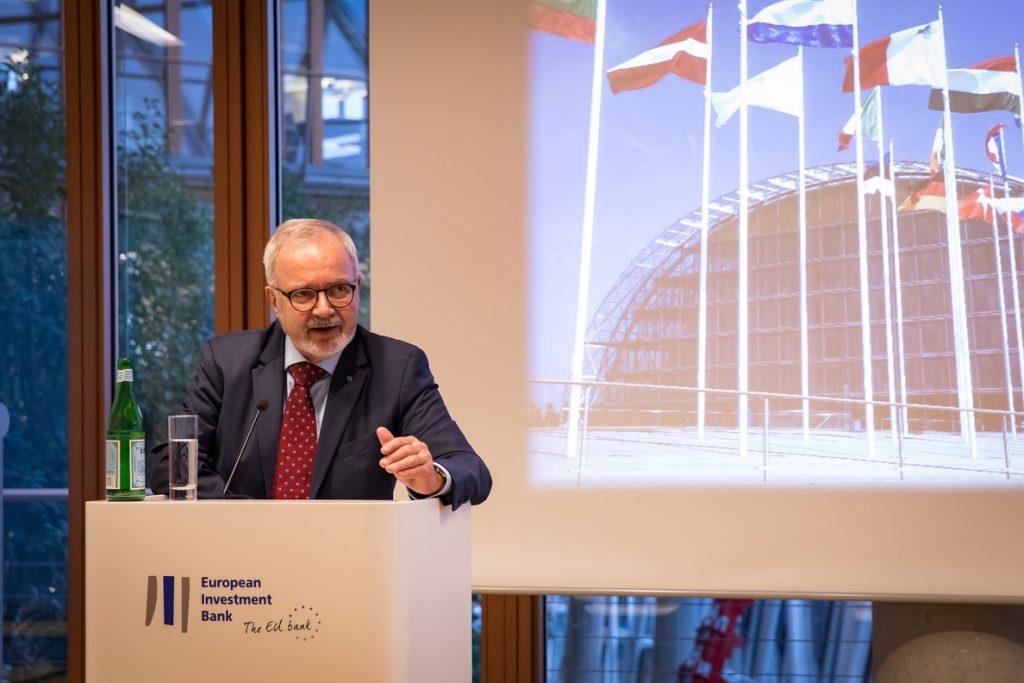 El BEI cree que los Estados miembros reemplazarán el capital británico tras el 'Brexit'