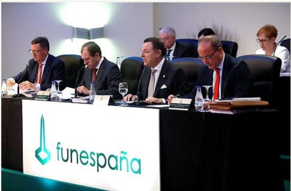 La CNMV suspende la cotización de Funespaña al haber concluido la OPA de Mapfre y a la espera de su exclusión