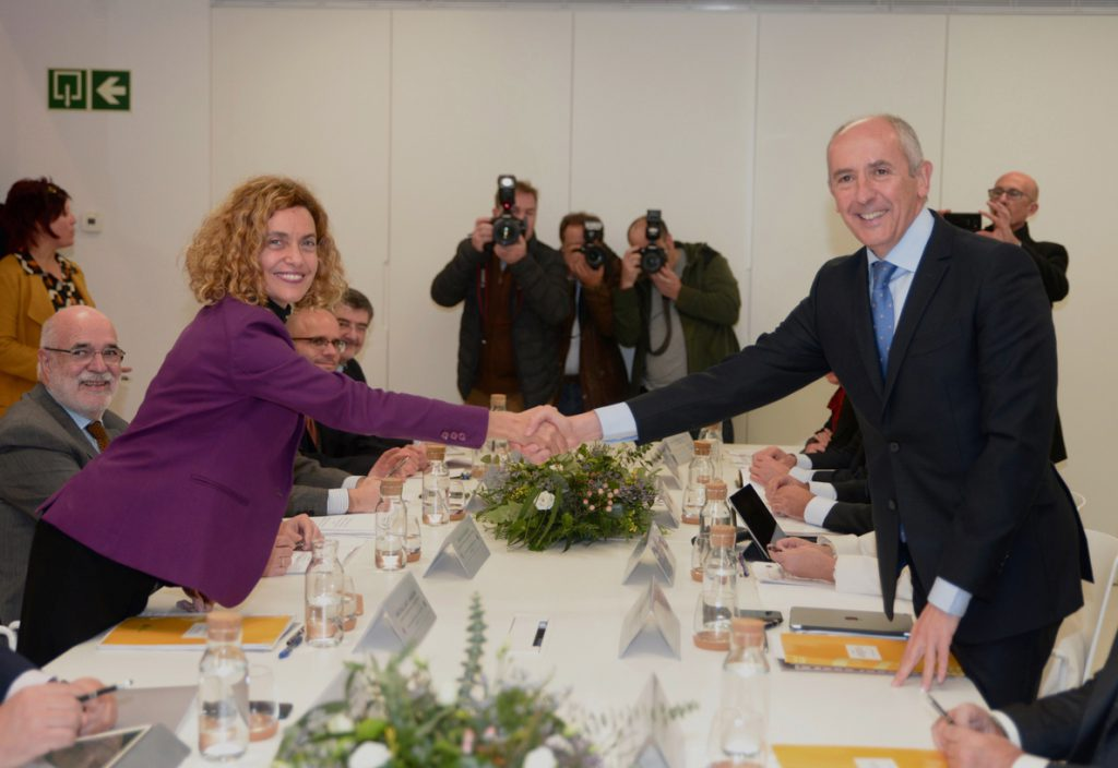 Ciudadanos pide que Batet y Marlaska expliquen en el Congreso las transferencias de prisiones a Euskadi