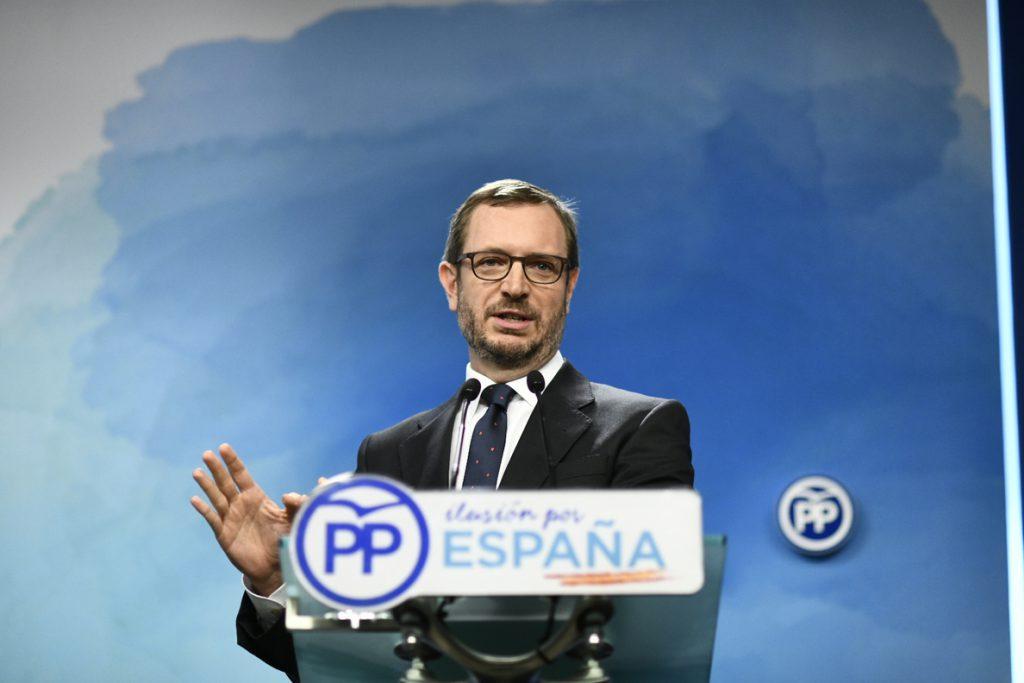 Cosidó se disculpa por el mensaje sobre el CGPJ ante la dirección del PP, que no lo ve causa de la ruptura con el PSOE