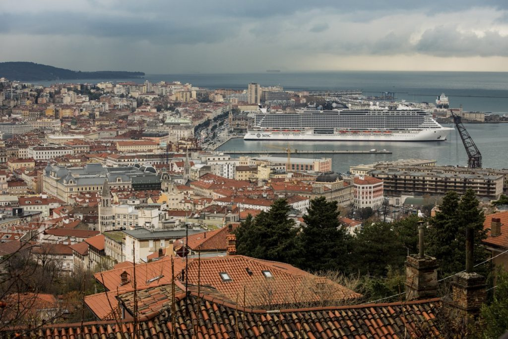 MSC Cruceros invierte en la terminal de italiana de Trieste de cara a utilizarlo como puerto base en 2020