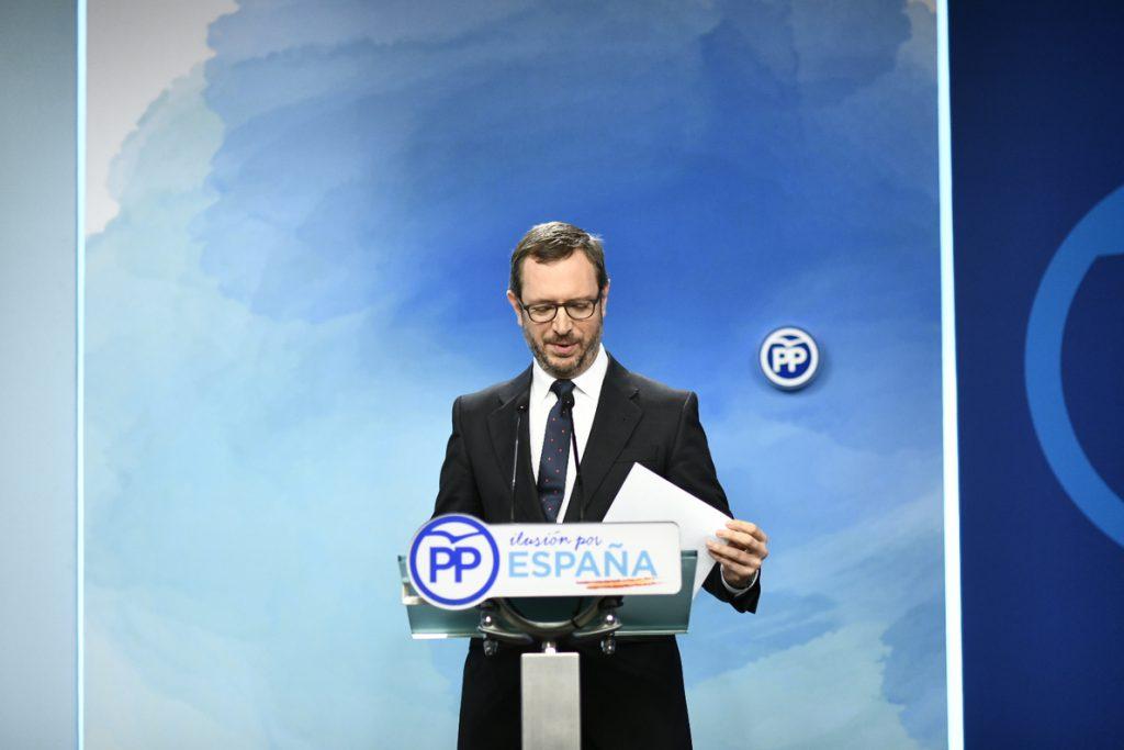 El PP dice que el «ridículo» de Sánchez con Gibraltar no pasaría con Merkel o Macron y pide que comparezca en el Congre