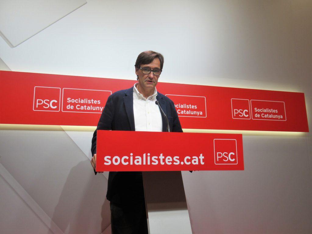 El PSC ve en Casado el «portavoz de Vox» y pide una estrategia europea sobre inmigración