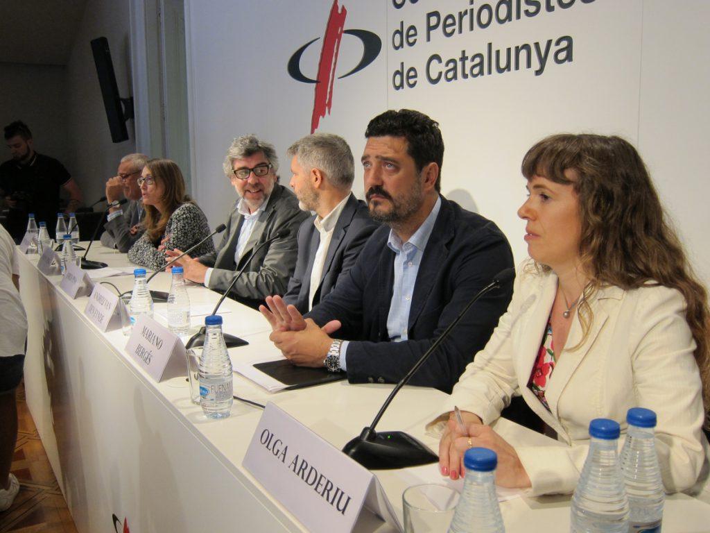 Sànchez, Turull y Rull piden la libertad al TC tras la sentencia del TEDH sobre el líder prokurdo Demirtas