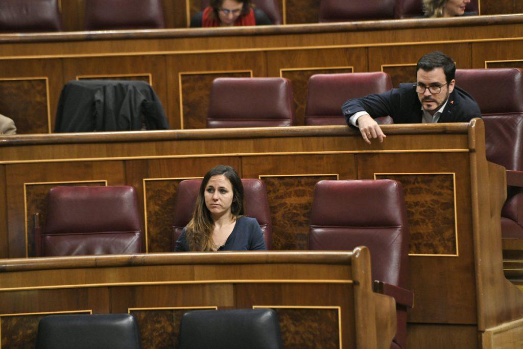 Unidos Podemos presentará por separado sus conclusiones a la investigación del Congreso sobre la crisis