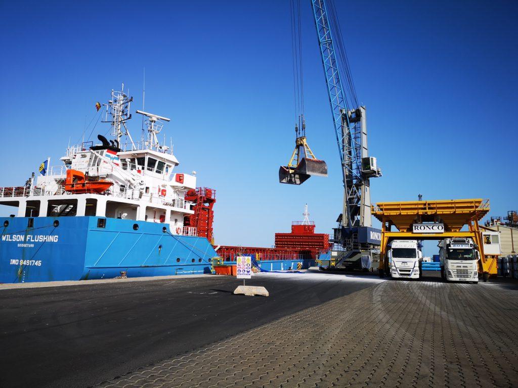 Los puertos invertirán 20 millones en innovación en los próximo cuatro años