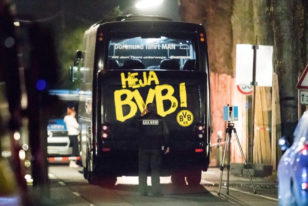 Condenado a catorce años de prisión el hombre que atentó contra el autobús del Borussia de Dortmund