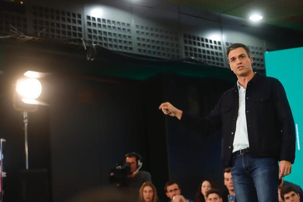 Sánchez anuncia que el viernes se aprobará en Consejo de Ministros la reforma constitucional de los aforamientos