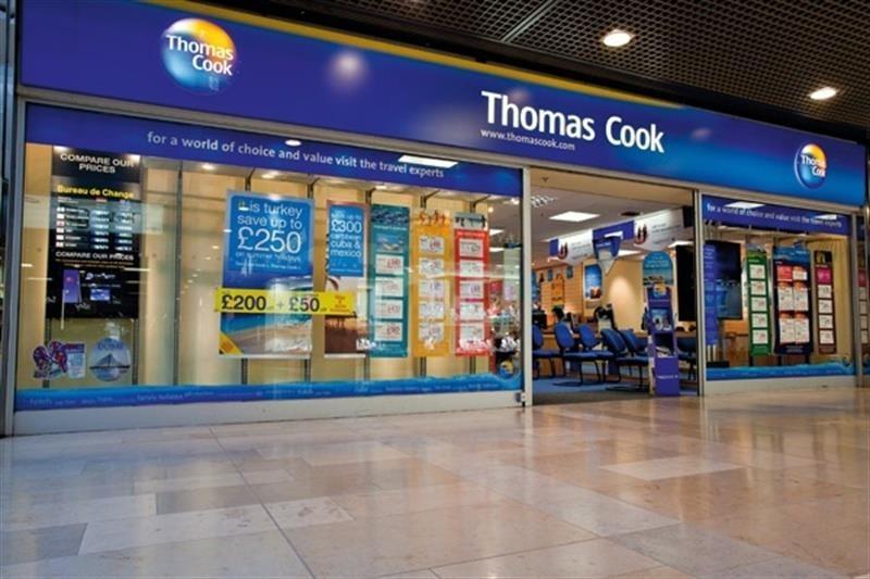 Thomas Cook se hunde un 23% en Bolsa tras rebajar de nuevo sus previsiones y suspender dividendo
