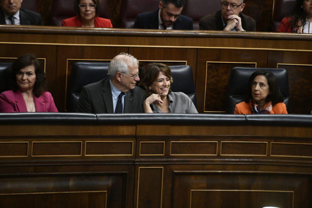 AMP- PP pide informes y más comparecencias por la multa a Borrell y no descarta comisión de investigación en el Congreso