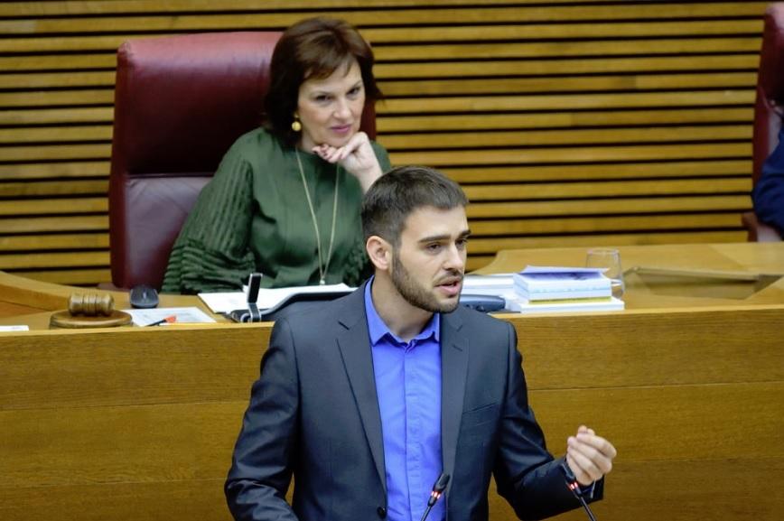 Compromís pide en la Cortes Valencianas que el Gobierno presente unos PGE «lo más pronto posible»