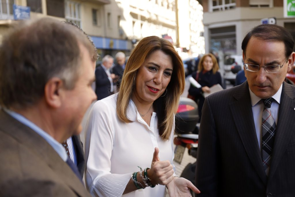 Díaz: «No es normal que nos acostumbremos a que la voluntad de la ciudadanía no sirva y haya que repetir elecciones»