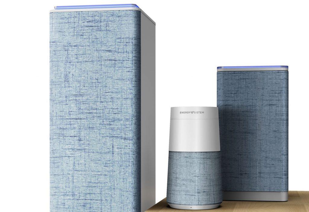 Energy Sistem presenta su primera gama de altavoces inteligentes compatible con Amazon Alexa