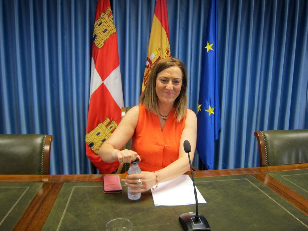 La delegada del Gobierno en Castilla y León destaca la «buena sintonía» en el encuentro entre Sánchez y Herrera