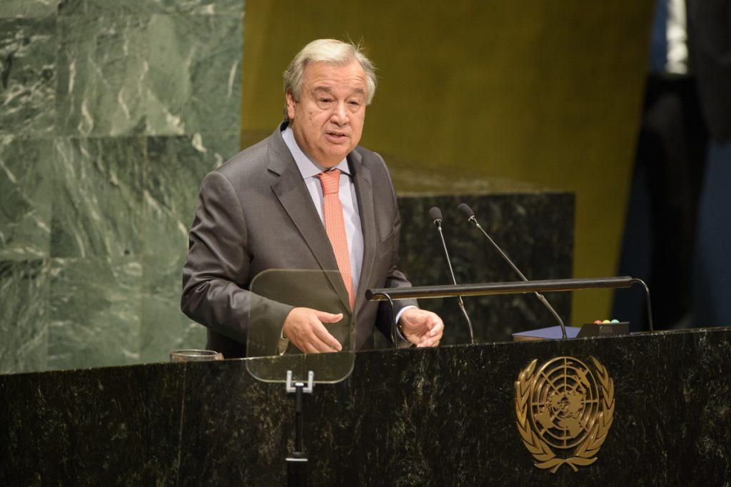 Guterres, dispuesto a reunirse con el príncipe heredero saudí para abordar una solución a la guerra en Yemen