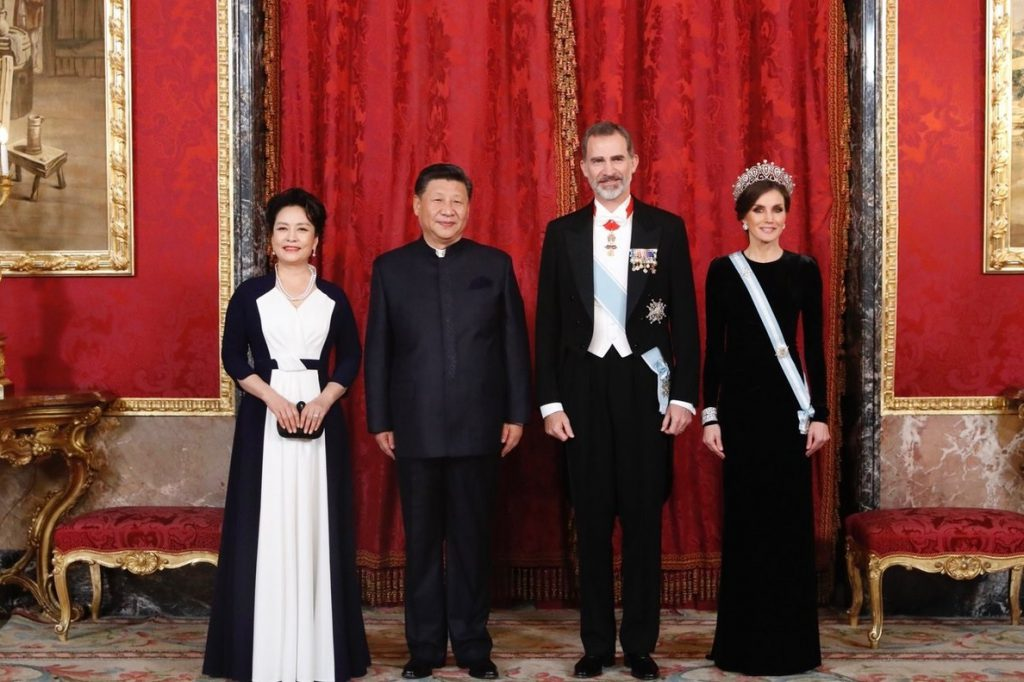 El Rey subraya la sintonía de España y China en favor de un comercio abierto que beneficie «a todos sus actores»