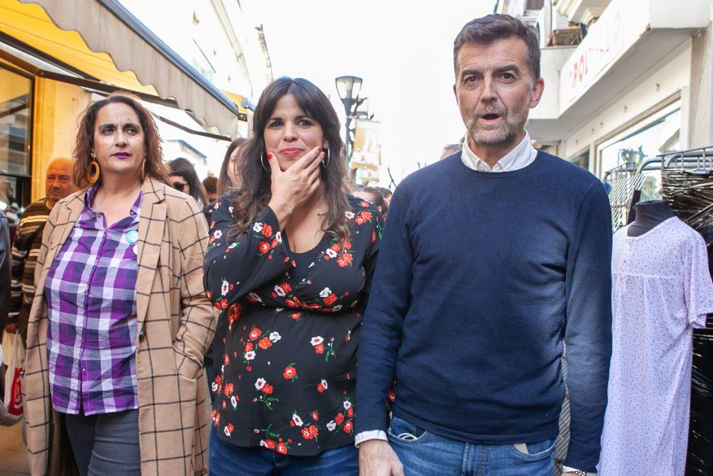Rodríguez cree que VOX no estará en el Parlamento y ve en su denuncia contra Díaz «un acto de campaña más»