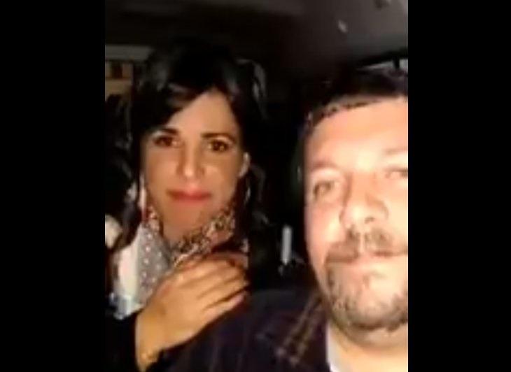 Teresa Rodríguez hace un vídeo en apoyo a la «pelea» de los taxistas frente a «multinacionales y fondos buitre»