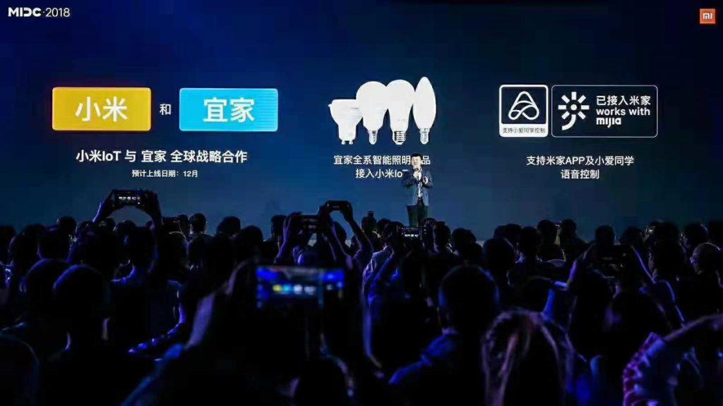 Xiaomi e Ikea alcanza un acuerdo de colaboración para impulsar el hogar conectado