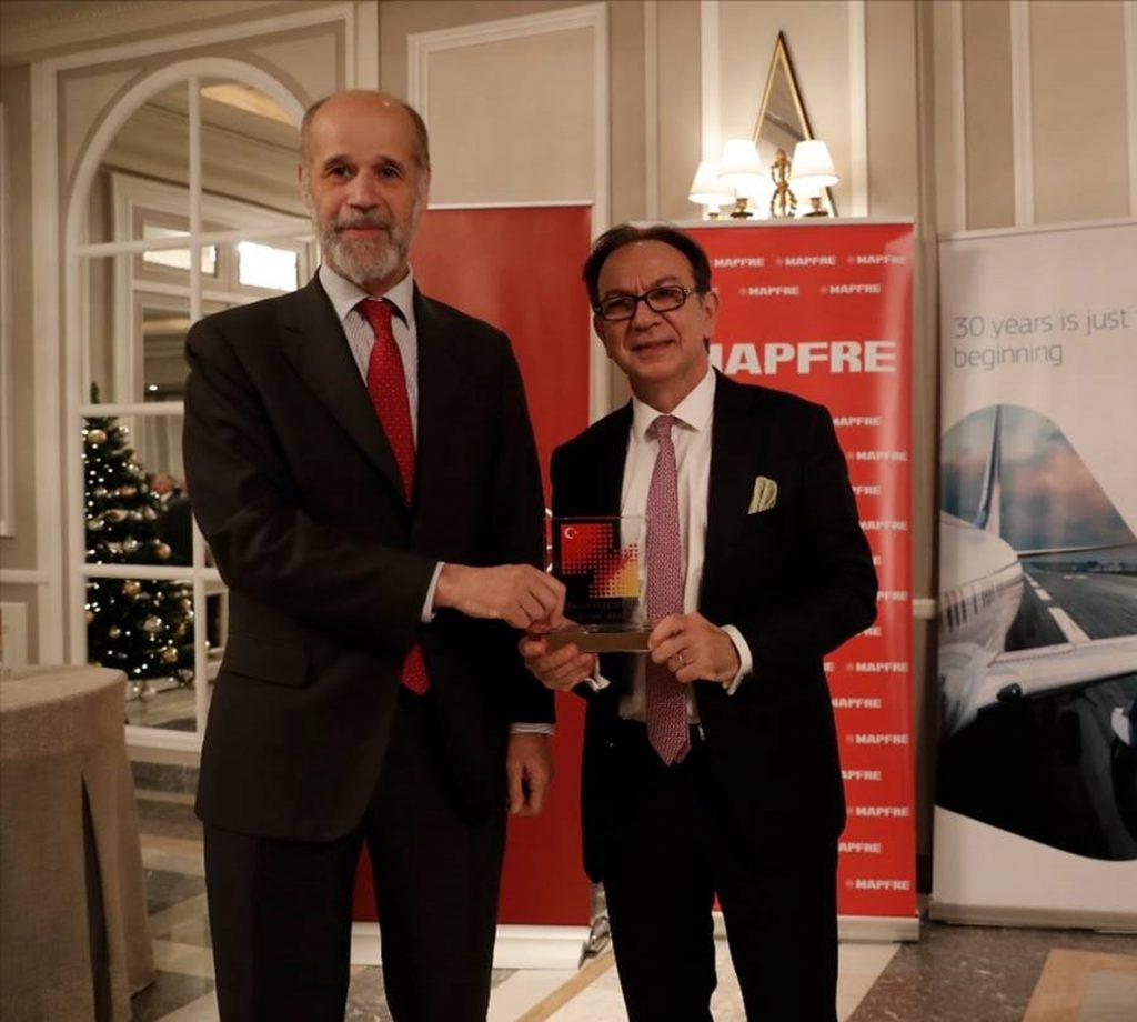 Beko recibe el reconocimiento a su trayectoria en España por parte de la Cámara de Comercio e Industria Hispano-Turca