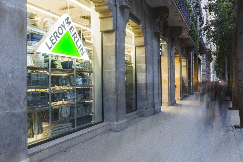Leroy Merlin invierte 6 millones en su primera tienda en el centro de Barcelona