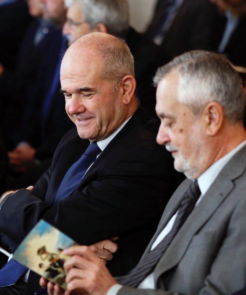 Podemos pide la comparecencia de Chaves y Griñán en una comisión de investigación por cursos de formación en Asturias