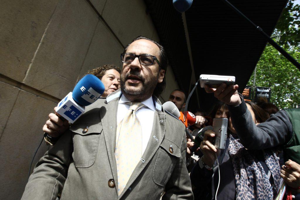 El 'cerebro' de la Púnica y 'el Bigotes' declaran mañana ante el juez que investiga la 'caja B' del PP