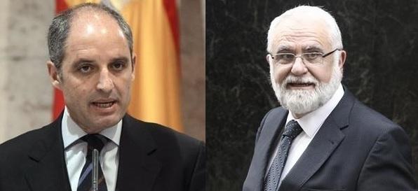 El juzgado que investiga los contratos para la visita del Papa cita para febrero a Camps, Cotino y Campos