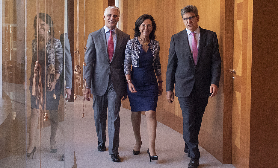 Andrea Orcel se incorporará como consejero delegado de Santander previsiblemente en marzo