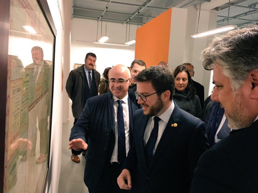 Aragonès también rechaza conmemorar la Constitución: «No es nuestro marco de referencia»