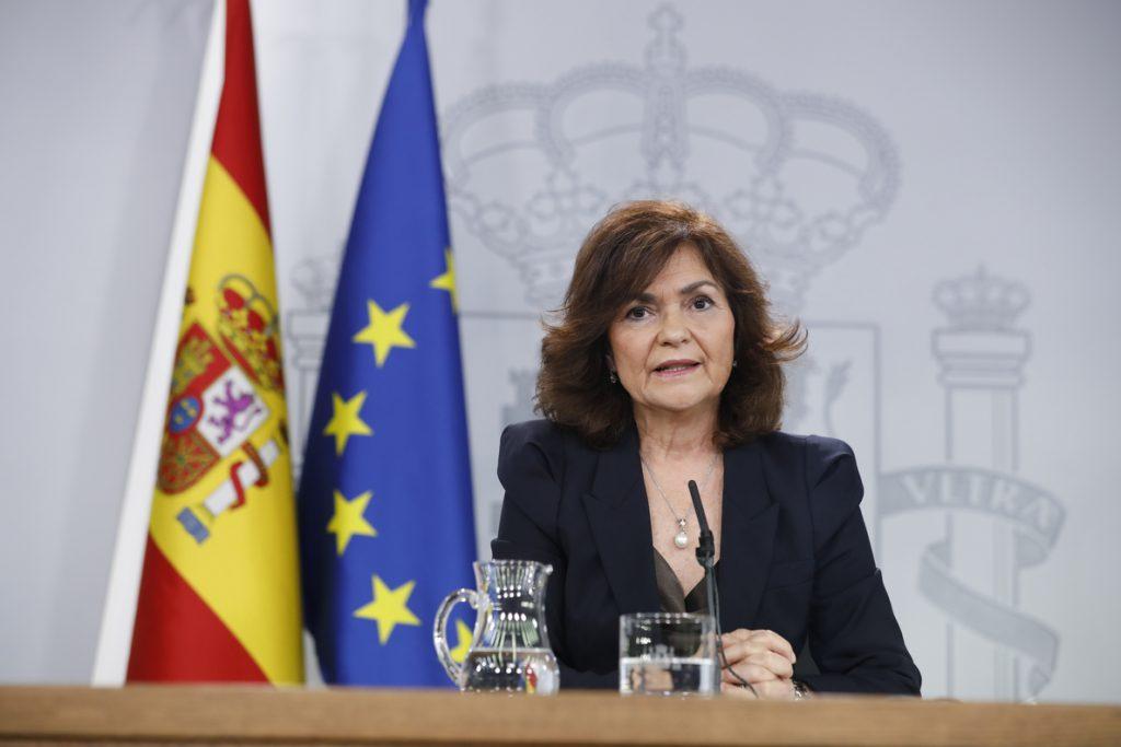 El Gobierno quiere que el River-Boca se celebre en Madrid para «lanzar al mundo» que España es un país solvente y serio
