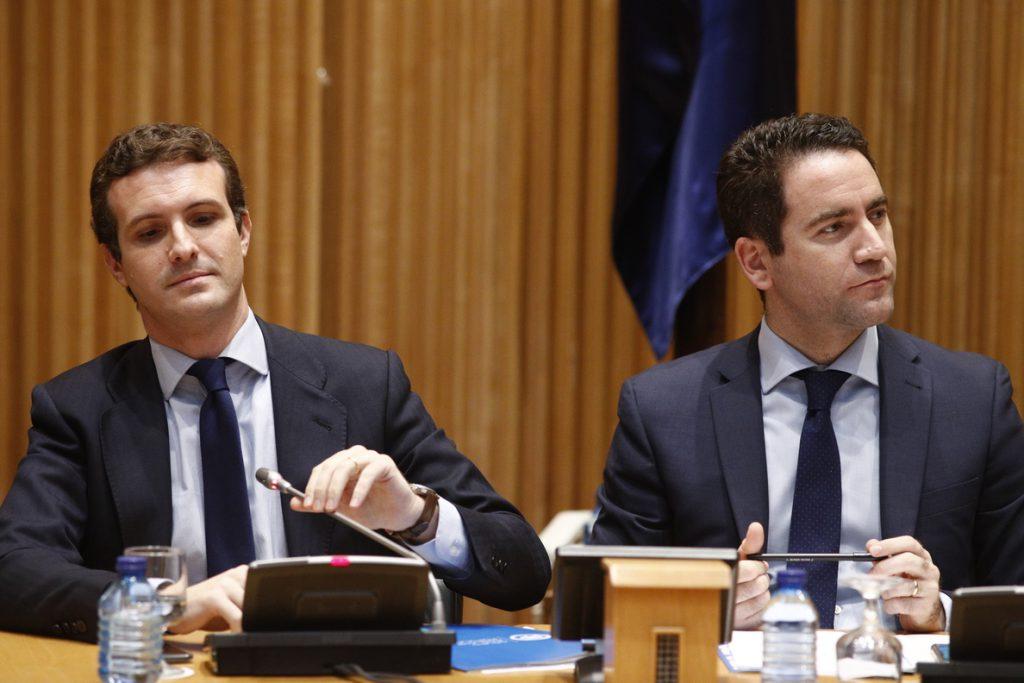 El PP dice, ante la propuesta de aforamientos, que si Sánchez quiere regenerar España debe empezar por cesar a ministros