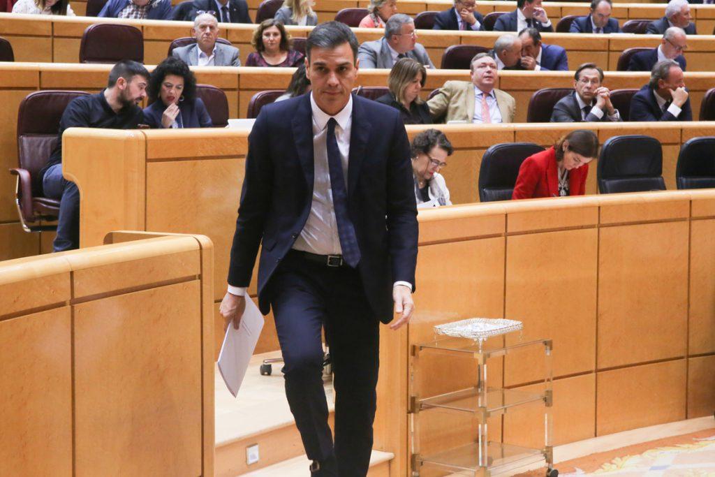 El PP pone en marcha el martes la comisión de investigación de la tesis de Sánchez en el Senado