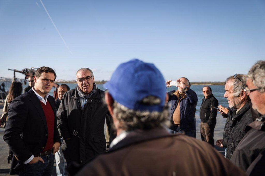 Rivera asegura que Cs va a ser «decisivo» para el cambio en Andalucía y pide a los andaluces que vayan a votar